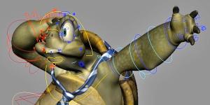 """Génesis"" character rigs"
